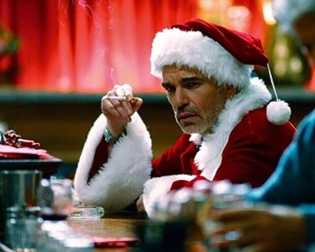 Противникам Деда Мороза на Украине предложили плохого Санту