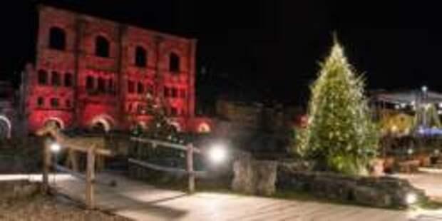 Три причины ехать зимой в Валле д'Аосту