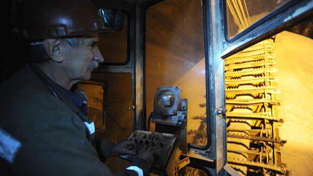 Выброс метана произошел на шахте в Кузбассе