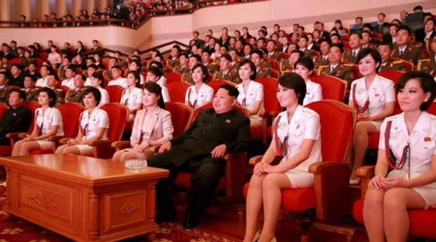 Личная женская гвардия Ким Чен Ына: кто охраняет сон вождя