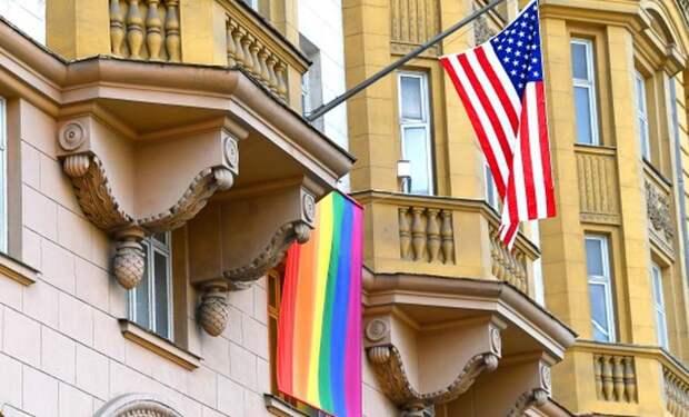 Зачем американское посольство призвало своих граждан срочно покинуть Россию?
