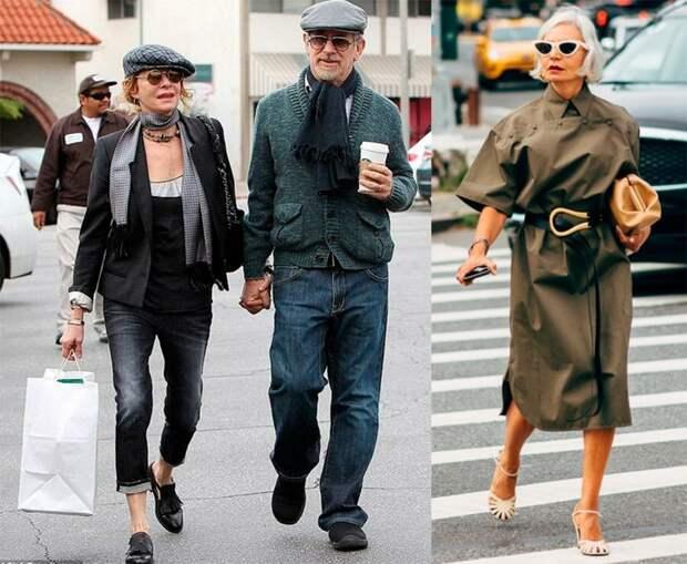 Стиль для женщин после 50. Советы стилистов, модные образы