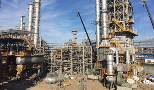 В4 раза увеличился выпуск нефтегазохимической продукции вКазахстане