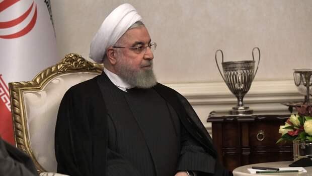 Президент Ирана заявил, что Тегеран не стремится создавать ядерное оружие