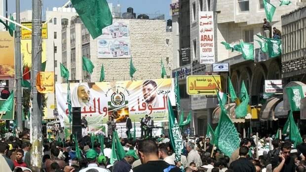 Военное крыло ХАМАС объявило двухчасовой перерыв в обстрелах