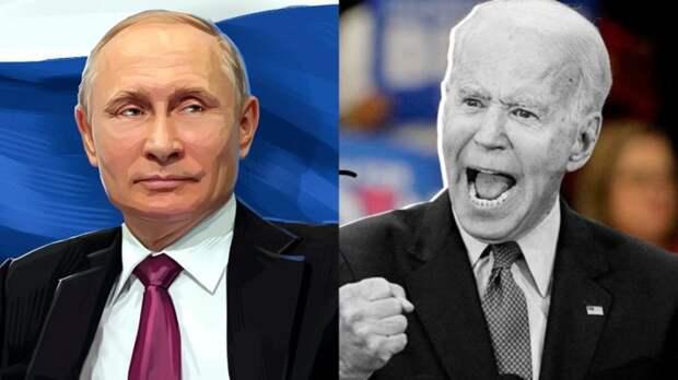 Зрители Fox News после обсуждения выяснили, чем Байден проигрывает Путину