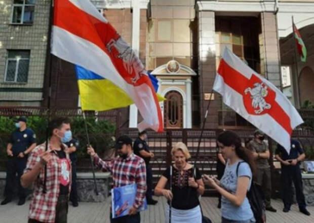 Белорусская оппозиция использует опыт киевского майдана