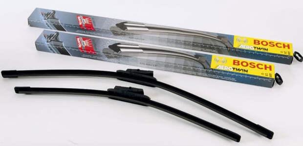 стеклоочистители лобового стекла Bosch Aero Twin