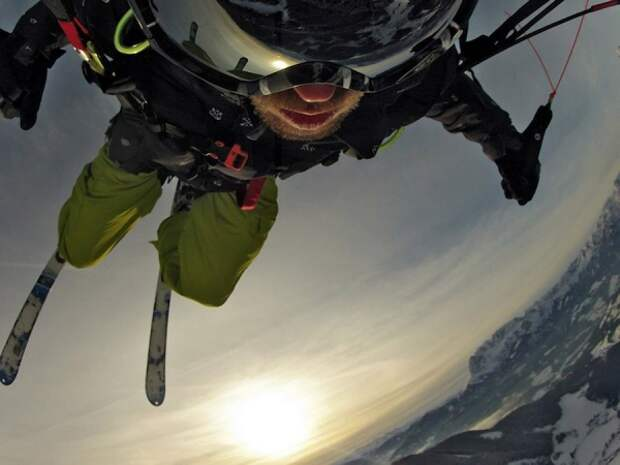 Захватывающие дух фотографии GoPro