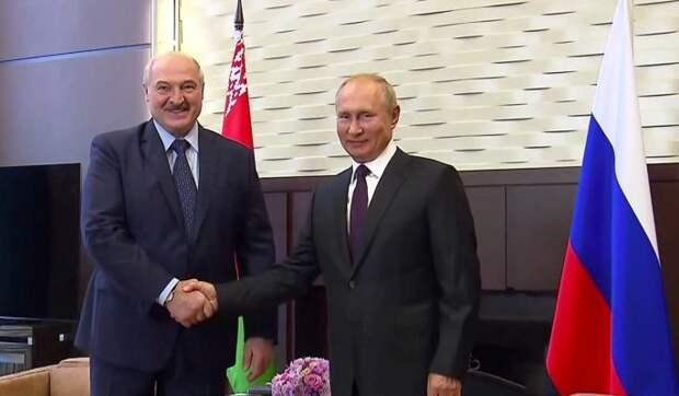 СМИ: Лукашенко получит от Путина новые щедрые предложения