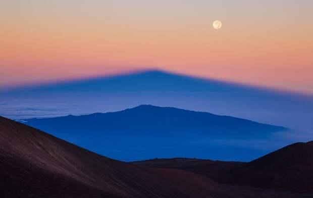 Вулкан Мауна-Кеа