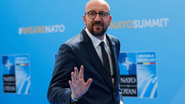 Глава Евросовета выразил солидарность с Чехией, попавшей в список недружественных РФ стран