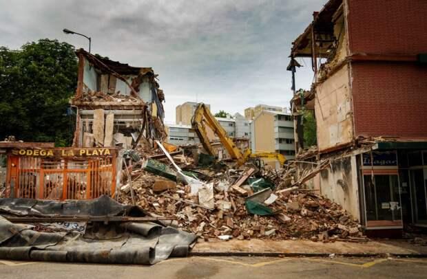 На Гаити катастрофа: вслед за сильнейшим землетрясением  пришел ураган (видео)