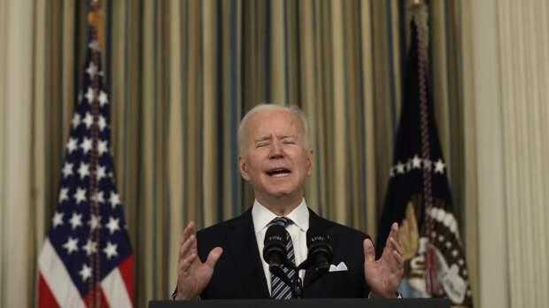 Байден назвал своего покойного сына президентом США