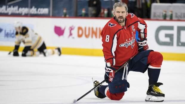 Овечкин наконец-то вернулся! Упустил шанс догнать легенду НХЛ, но размялся перед плей-офф
