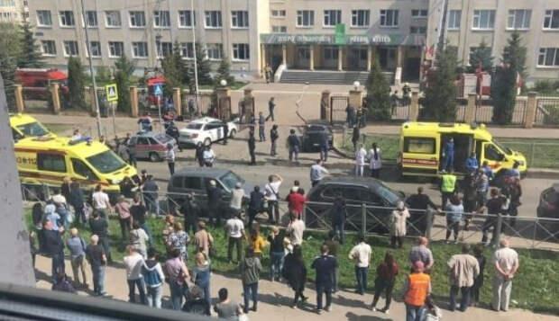 Выживший после стрельбы в Казани ученик 8 «А» класса спас раненого брата