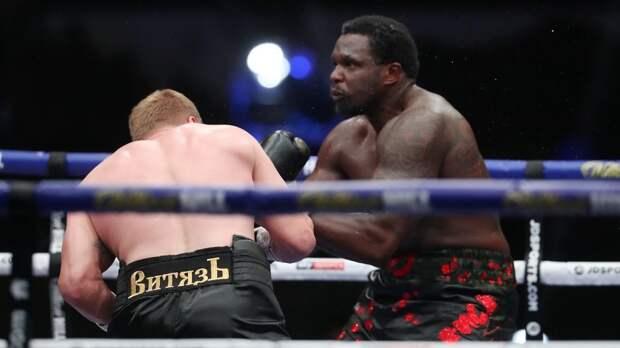 Нокаут в исполнении Поветкина признан лучшим в 2020 году по версии Boxing Scene