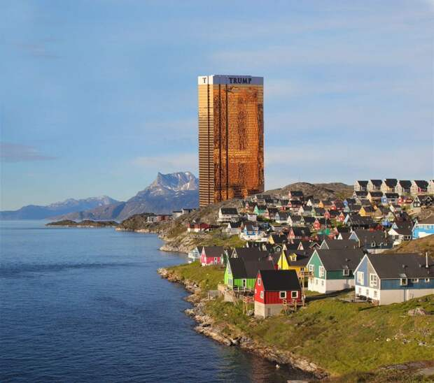 Как с помощью Гренландии и тоннеля под Беринговым проливом США хотят оторвать Чукотку от России