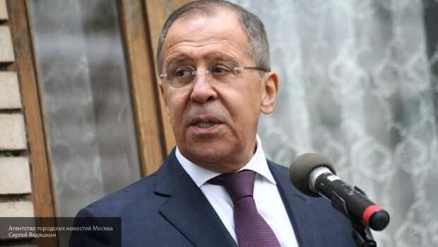Глава МИД РФ раскритиковал вброс США о связях России с талибами