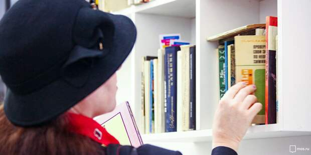 Постоянный буккроссинг действует в новой арт-кофейне на Песчаной