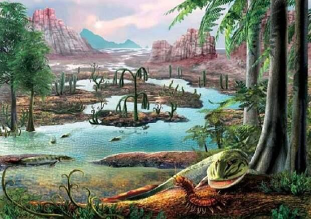 Крупнейшие вымирания на планете Земля Катастрофа, Палеонтология, Вымирание, Длиннопост