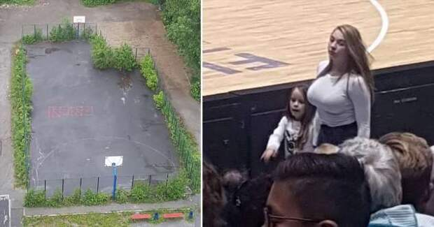 Неожиданный Баскетбол: изнанка игры (19 фото)