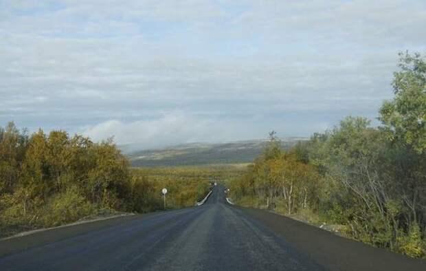 Десять региональных дорог Мурманской области вошли в опорную сеть РФ