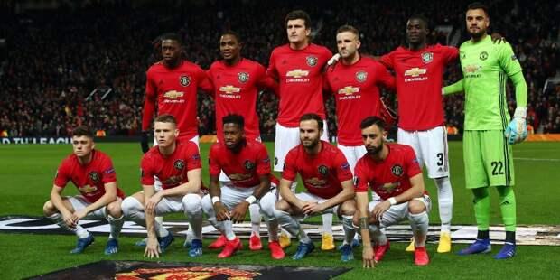 «Севилья» обыграла «Манчестер Юнайтед»