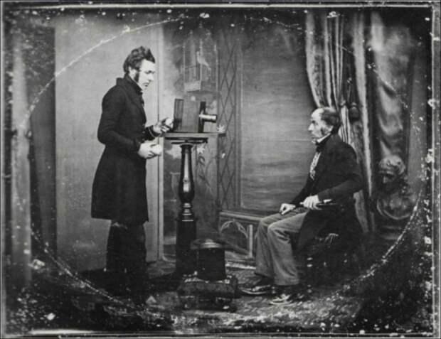 Окно в прошлое: 30 первых фотоснимков, сделанных в 1839 году Джоном Гершелем