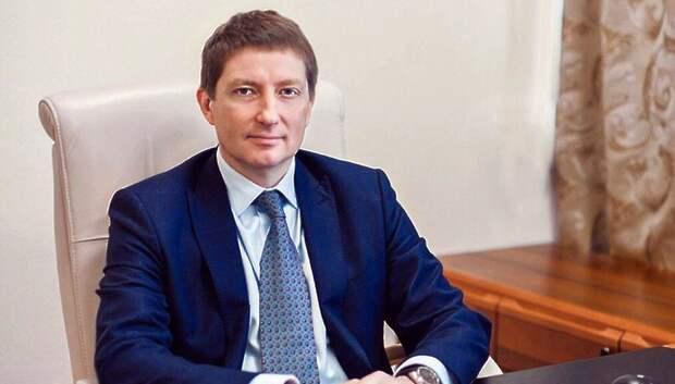 Хромов проведет онлайн‑встречу с подмосковными бизнесменами в четверг