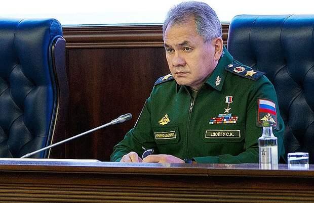 Шойгу доложил Путину о ходе подготовки к параду Победы в Москве 9 мая 2021