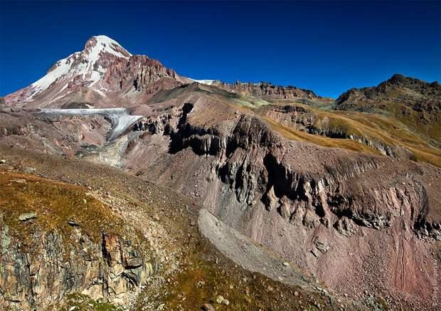 climbingkazbek19 Грузия. Восхождение на Казбек