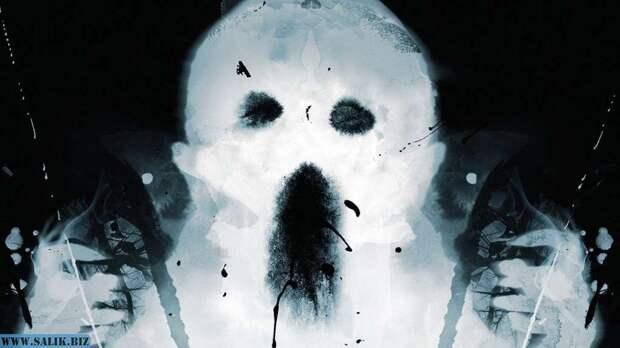 Привидения - ужасы из прошлого