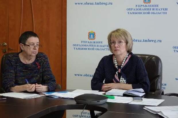 До конца мая проверки пройдут во всех школах Тамбовской области