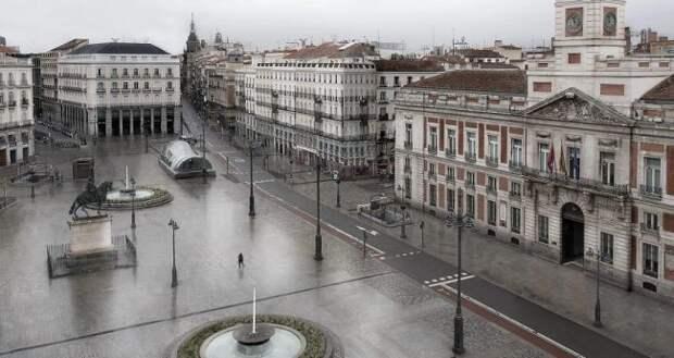 Власти Мадрида решили перед Рождеством полностью закрыть город