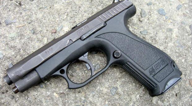 5 пистолетов, уважаемых в российской армии