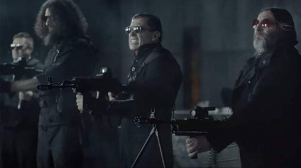 «Би-2» представили клип «Нам ненужен герой»