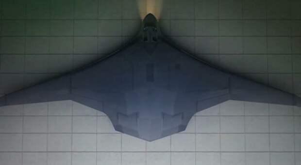 Появилось первое фото нового российского стратегического бомбардировщика ПАК ДА