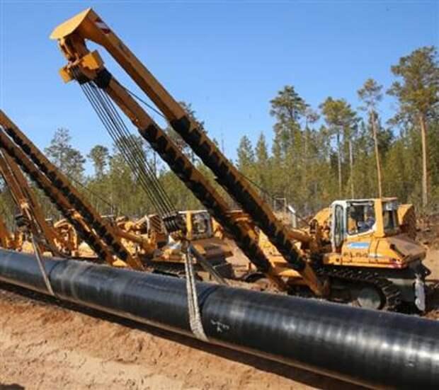 Минэнерго РФ ожидает, что поставки газа в КНР к 2035 году вырастут до 46,5 млрд кубов в год