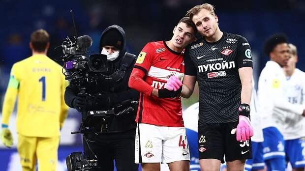"""Зобнин — о 0:3 с """"Уфой"""": """"В словах после матча не было необходимости. Мы понимаем, что опозорились"""""""
