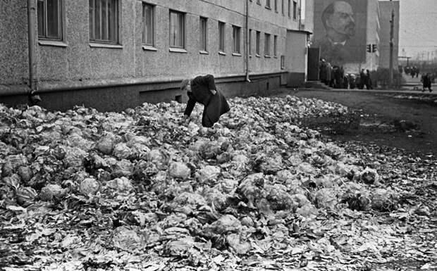Запрещённые фото реальной жизни в СССР.