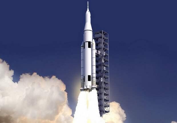Россия разрабатывает собственную сверхтяжёлую ракету