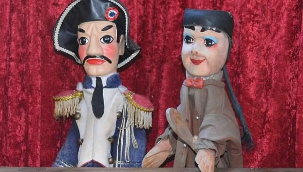 Театр из Мытищ принял участие в гастрольном туре театров кукол онлайн