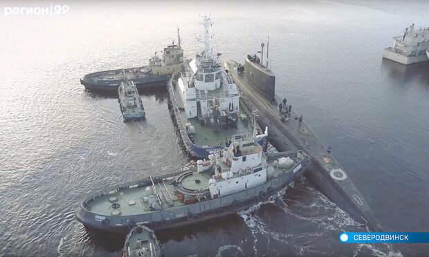 «Время, люди, корабли»: фильм корабелов северодвинской «Звёздочки» поразил жюри всероссийского конкурса