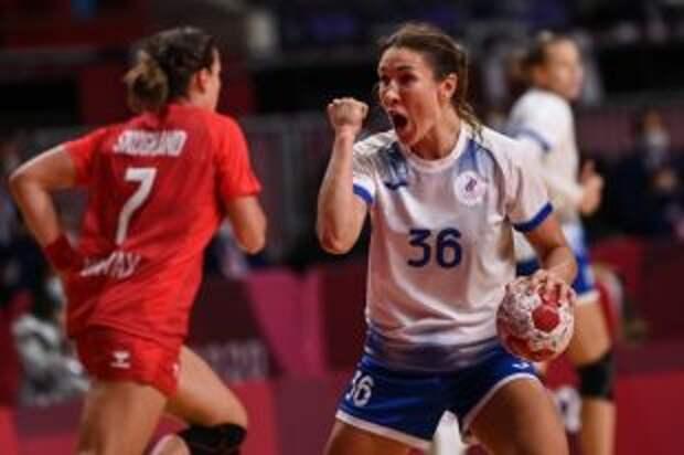 Женская сборная РФ по гандболу прошла в финал ОИ в Токио