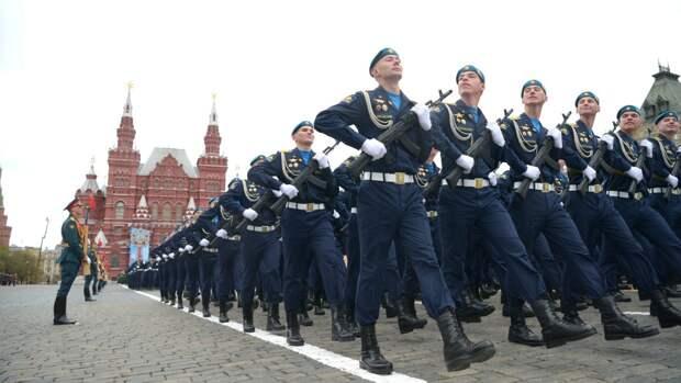 Немецкий журналист Welt посетил 9 мая парад Победы в Москве