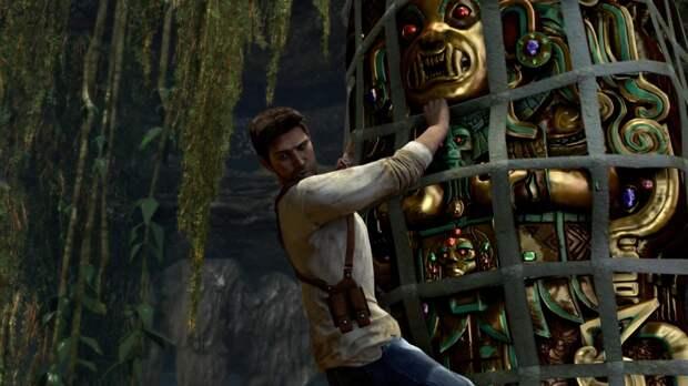 Новый кадр экранизации Uncharted с Дрейком и Салли появился в Сети
