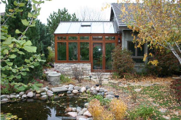 Зимний сад: современные идеи создания оранжереи