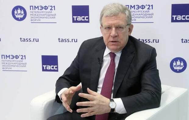 Кудрин: Доллар продолжит функционировать в РФ после изменений в структуре ФНБ
