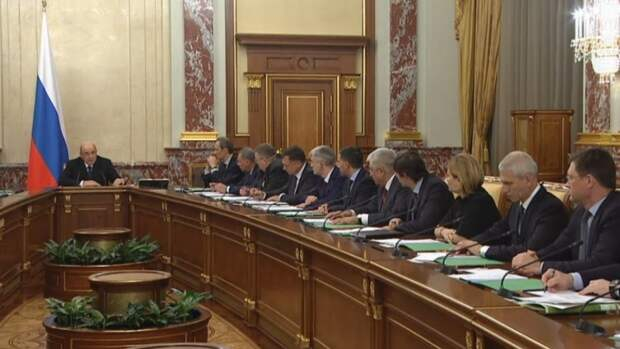 Кабмин РФ утвердил фигурантов списка недружественных стран